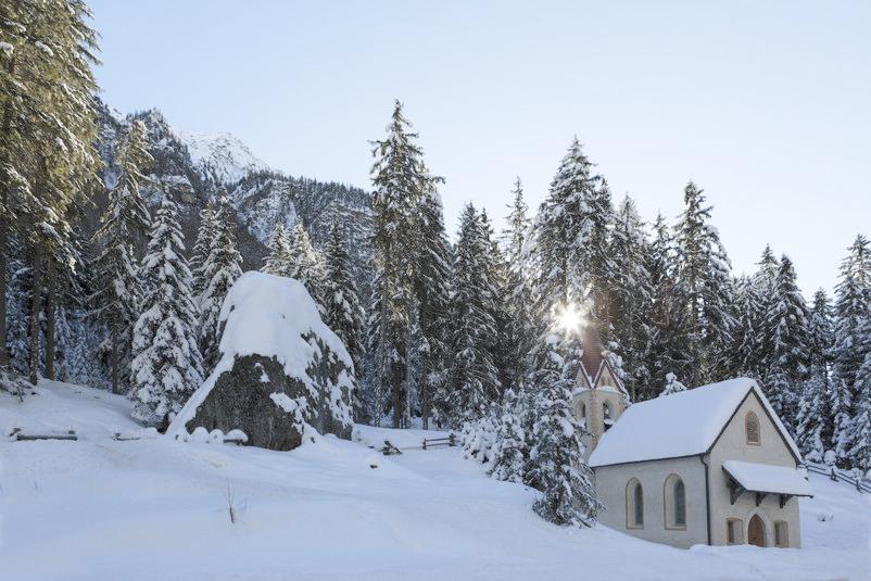 Winterurlaub im Boutique Hotel Schgaguler