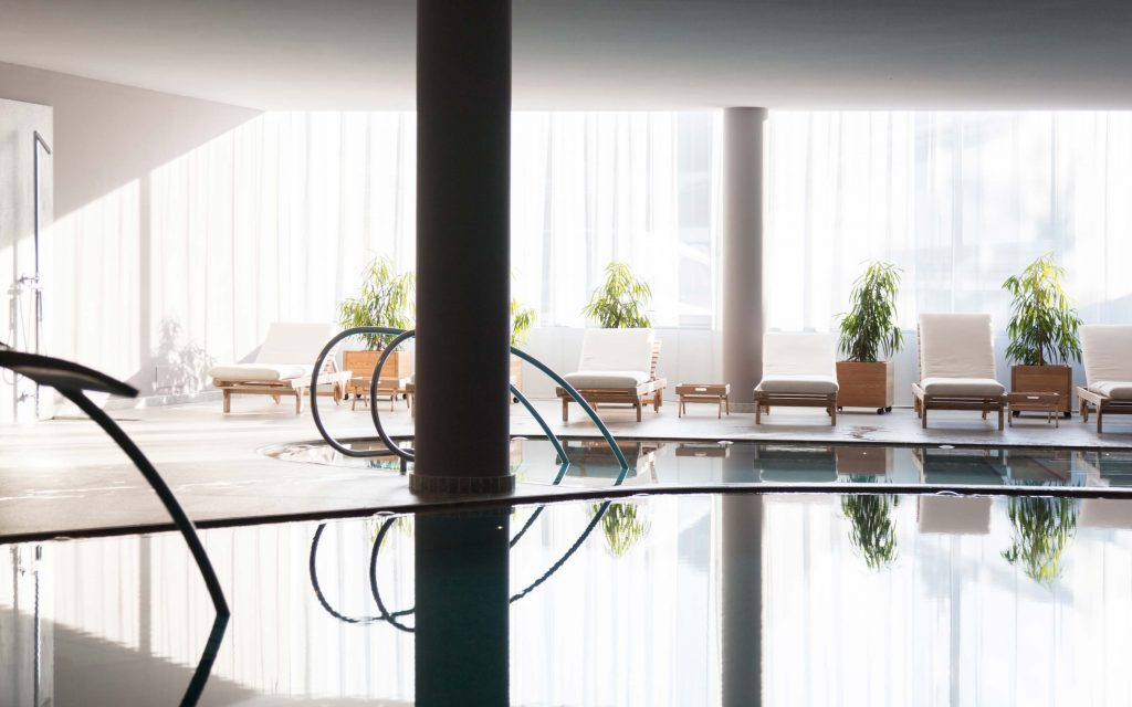 Indoor swimming Pools - Hotel Schgaguler - Dolomites