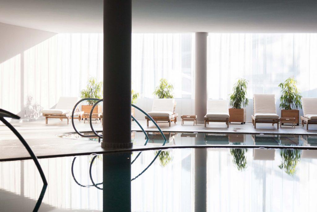 Le piscine del Hotel Schgaguler - Alpe di Siusi