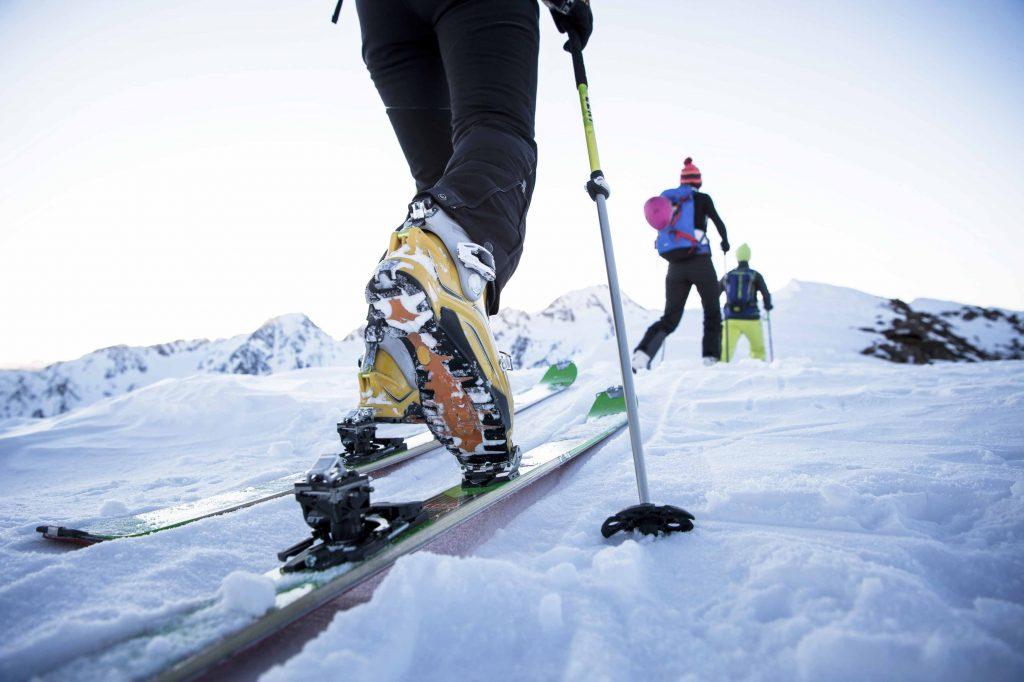 Touren Ski Boutique Hotel Schgaguler