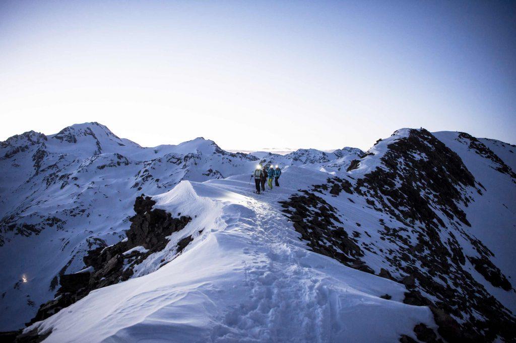Touren Ski Seiser Alm Boutique Hotel Schgaguler