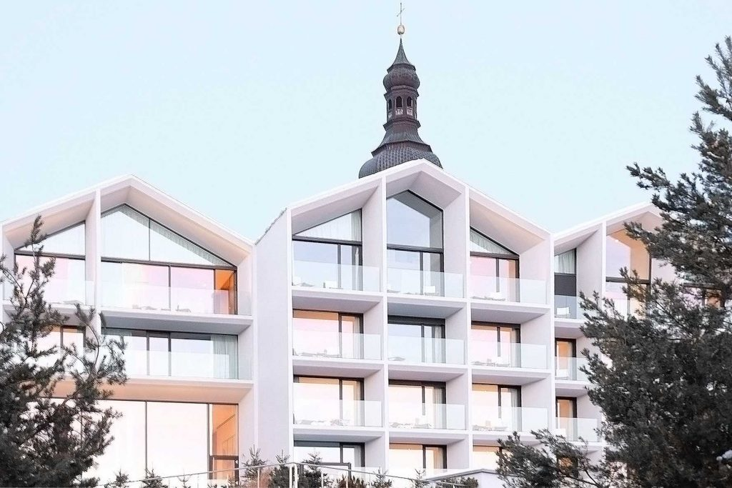 Das Boutique & Design Hotel Schgaguler in den Dolomiten, Südtirol, Kastelruth