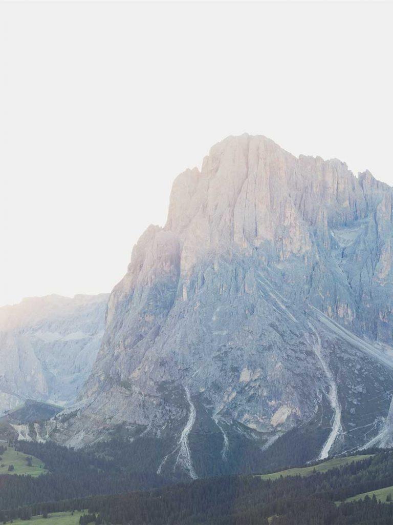 Il Boutique Hotel Schgaguler nelle Dolomiti, Alto Adige - Alpe Di Sissi, Italia - Sasso-Lungo e Sasso-Piatto