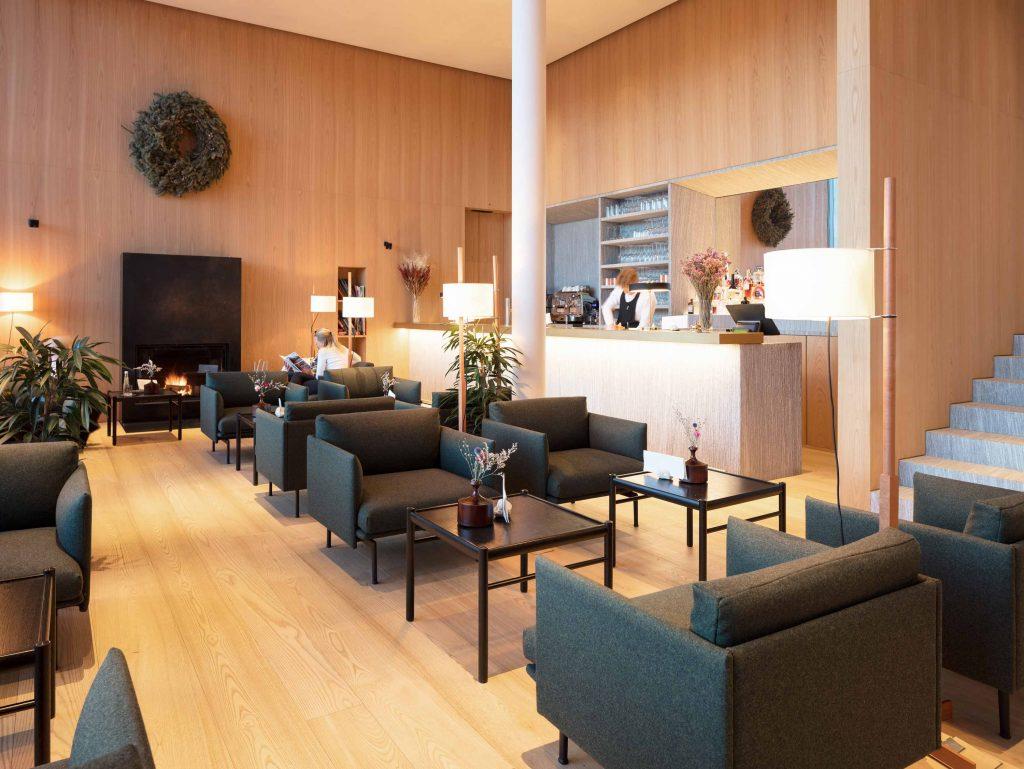 Die Hotelbar im Boutique Hotel in Südtirol