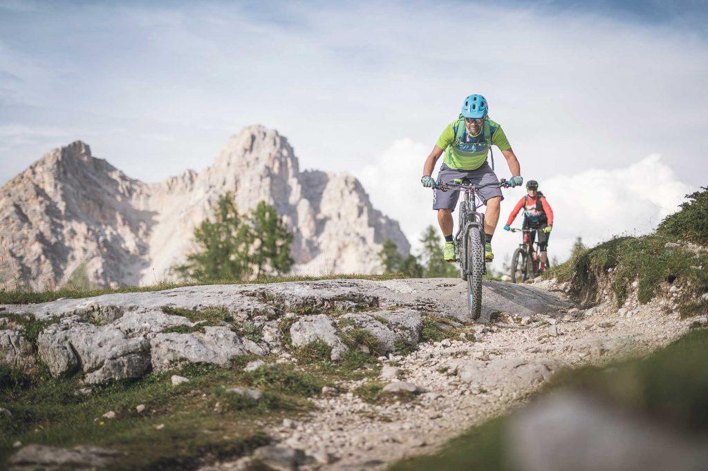 Mountainbike Retreat in den Dolomiten