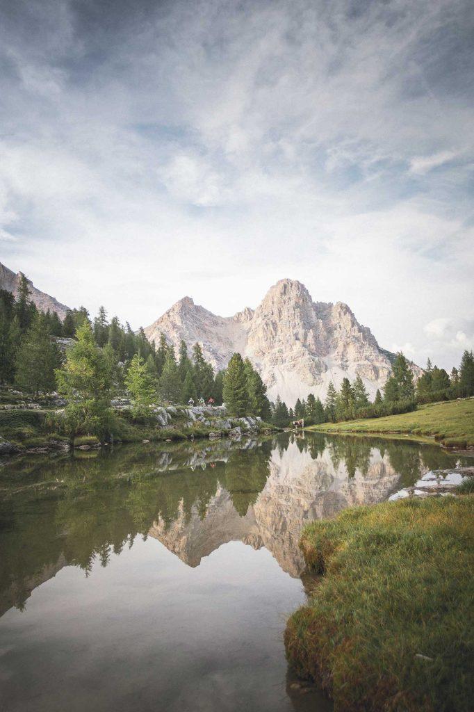 Urlaub in den den Dolomiten