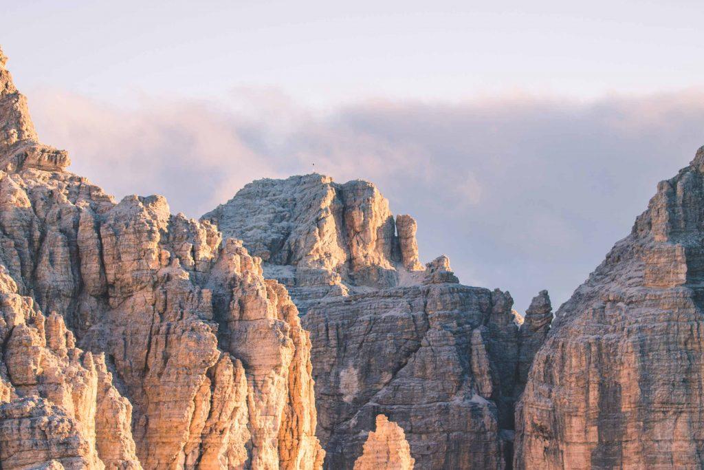 Angebot für Klettersteige in Südtirol